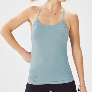 Fabletics Chelsea Seamless Tank Size Small New